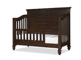 How To Convert Crib To Full Size Bed by Smartstuff Furniture Paula Deen Guys Convertible Crib
