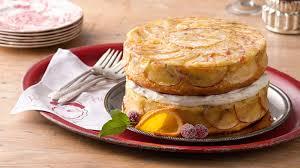 apple cake with whiskey soaked fruit recipe