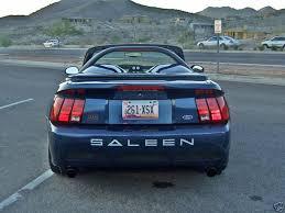 mustang 2000 saleen 2000 mustang saleen s281 speedster bill s car