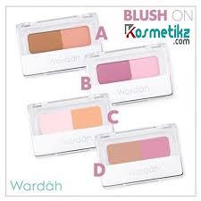 Warna Eyeshadow Wardah Yang Bagus daftar harga wardah blush on terbaik paling bagus murah 2018