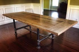 Handmade Kitchen Table By Reclaimed Art CustomMadecom - Custom kitchen table