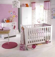 Light Pink Curtains For Nursery by Bedroom White Tree Baby Room Wall Mural Rectangular White Iron