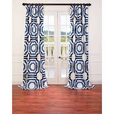 Pinch Pleat Drapes 96 Inches Long Window Treatments Bellacor