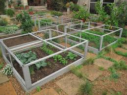 square foot gardeing raised bed gardening protected with