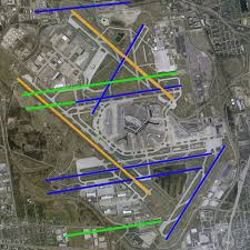 Chicago Airport Terminal Map by Us Airports Investing Billions To Upgrade Dire State Of