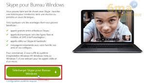 skype pour bureau windows comment utiliser skype 1 3