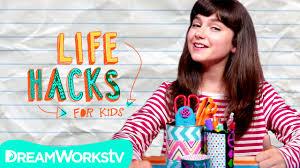 Todays Kids Desk by Unmess Your Desk Hacks Life Hacks For Kids Youtube