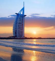 Burj Al Arab by The Sailboat Of Dubai Burj Al Arab