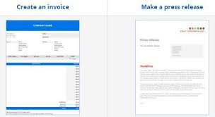 google docs gets business friendlier with new fonts templates