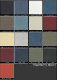 lexus interior color chart 1968 camaro sport bolstered bucket seat conversion