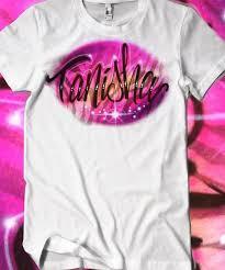custom spray paint shirts 80 u0027s zebra pink custom airbrush t shirt u2013 spray tees