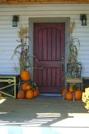 front door fall decorations fall entry table decor decor