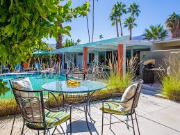 midcentury allure vacation palm springs