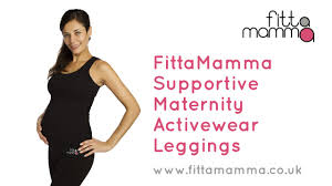 maternity activewear fittamamma supportive maternity activewear