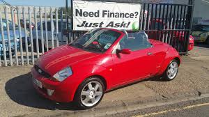 ford convertible used ford streetka convertible for sale motors co uk