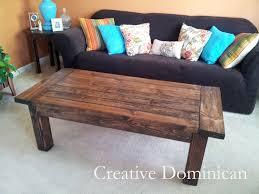 decorative diy coffee table cart coffee table easiest diy coffee table