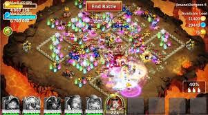 game castle clash mod apk cheat castle clash apk download free books reference app for