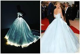 magical light cinderella dress stole spotlight