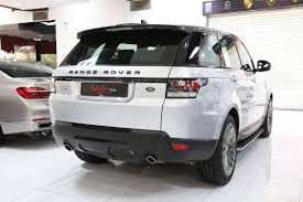 silver range rover sport 2017 range rover sport se 2017 the elite cars for brand new and pre
