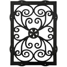 20 ornamental gate insert for the home