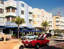 decorating with the colors of miami south beach