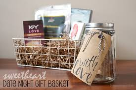 date gift basket sweetheart date gift basket 2paws designs