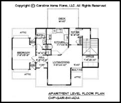 1 bedroom garage apartment floor plans low cost garage apartment plan gar 841 ad sq ft small budget