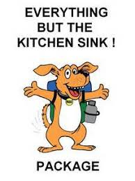 Everything But The Kitchen Sink Idiom Kitchen Sink Reviews - Everything and the kitchen sink