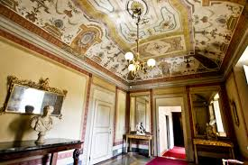 Palace Interior Pitti Palace Inferno Florence Italy