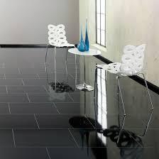 Laminate Floor Tiles Uk Elesgo Wellness Black High Gloss Maxi V5 Laminate Flooring Tiles