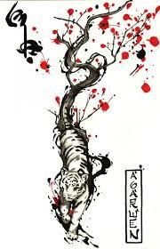 asian designs awesome women tattoo asian theme tree tattoo design i want
