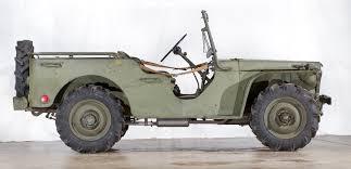 jeep military military u0027jeep u0027 prototype joins national historic vehicle register