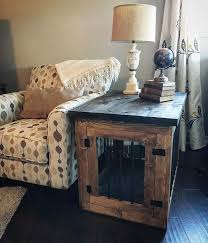 dog kennel side table dog kennel coffee table 26