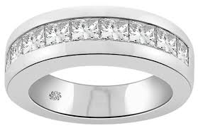 men diamond wedding bands carat melson3 mens diamond platinum wedding band