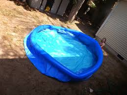 Deep Backyard Pool by New Age Mama Backyard Ocean Float To Fill Ring Pool