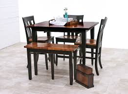 Shaker Dining Room Chairs by Camden Shaker Dining Set Dutch Craft Furniture