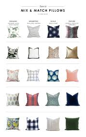 max studio home decorative pillow how to mix match pillows studio mcgee