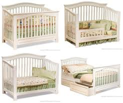 Crib That Turns Into Toddler Bed Wow Crib That Turns Into Several Types Of Beds Oh Baby Baby