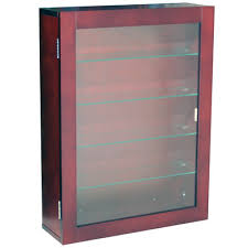 Curio Display Cabinets Uk House Additions Wall Mounted Curio Cabinet U0026 Reviews Wayfair Co Uk
