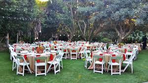 garden home garden wedding ideas 5 of 8 photos