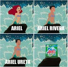 Ariel Meme - anong meron sa ariel ariel finally it s 7 50 curiosity