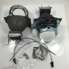 online cheap car hid bi xenon projector lens headlight 3 0 xenon