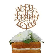 glitter cake topper happy birthday to you glitter cake topper mattox design