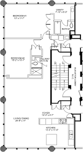 chicago floor plans 1300 astor floor plan live and play in chicago