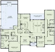 large floor plans i this floor plan i can imagin living in a home this big just