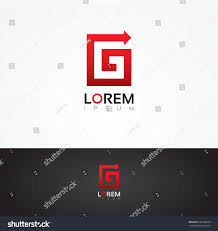 vector graphic arrow themed alphabet symbol stock vector 226136395