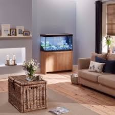 Fluval 125 Cabinet Fluval Roma Cabinet For 125 Litre Aquariums Walnut Finish Pets