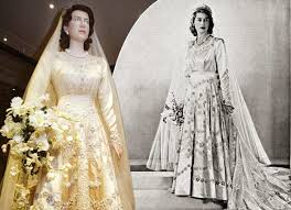 the queen u0027s wedding dress is still u0027fresh and timeless u0027 70 years later