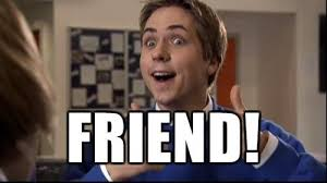 Inbetweeners Friend Meme - friend