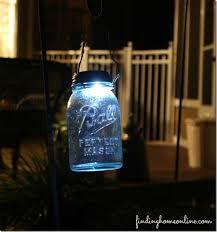 How To Mason Jar Chandelier Mason Jar Chandelier With Vintage Blue Mason Jars Mason Jar